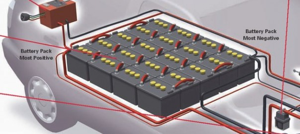Grafen wchodzi do gry w bateriach dla samochodów elektrycznych